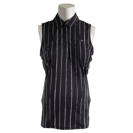 Jリンドバーグ(J.LINDEBERG) Sleeveless ポロシャツ 072-27470-018 半袖 (Lady's)