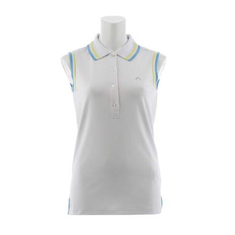 アルベルト(Albelt) ゴルフウェア レディース ノースリーブポロシャツ FINJA63018B-AL100 (Lady's)