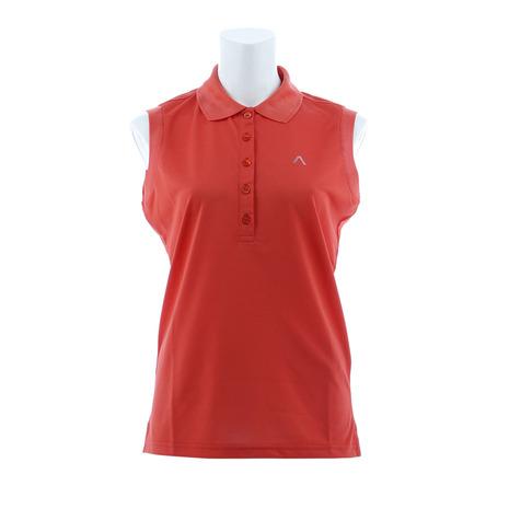 【買いまわりでポイント最大10倍!】アルベルト(Albelt) ゴルフウェア レディース ノースリーブポロシャツ SHARRY63708B-AL340 (Lady's)