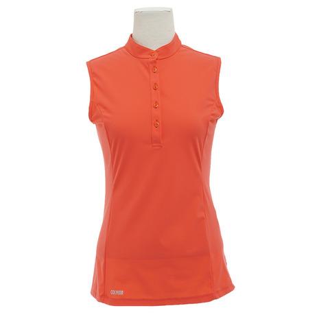 COLMAR ゴルフウェア レディース Lノースリーブシャツスタンドカラー 8712-5QE8B-CL103 (Lady's)