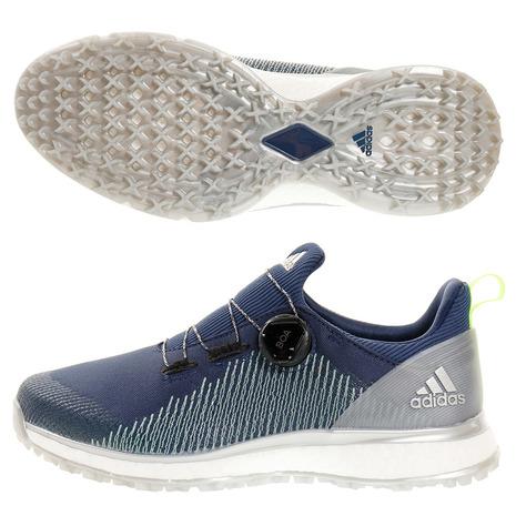 アディダス(adidas) フォージファイバー ボア ゴルフシューズ EE9186IN/SV (Men's)