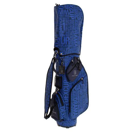 ダイヤ(DAIYA) ゴルフ キャディバッグ メンズ USPGAキャディーバッグ CB-3071 NV (Men's)