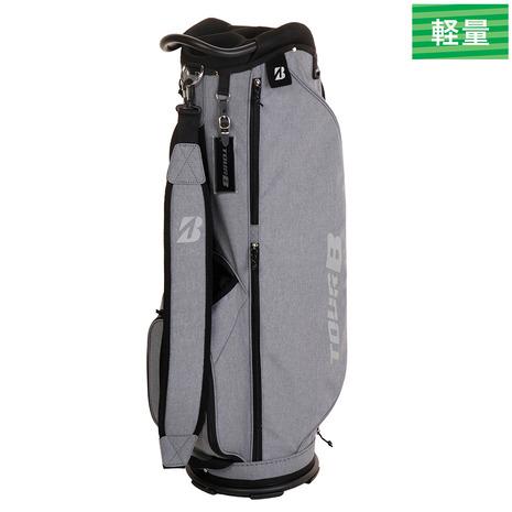 ブリヂストンゴルフ(BRIDGESTONE GOLF) キャディバッグ メンズ 軽量アルミフレームモデル 9.5型 CBG021GE (Men's)