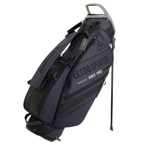 ルコック スポルティフ(Lecoq Sportif) キャディバッグ メンズ 8.5型 QQBOJJ02-BK00 付属品:JR (Men's)