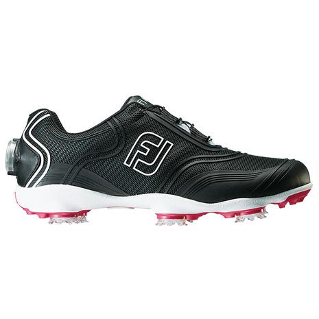 フットジョイ(FootJoy) ゴルフシューズ アスパイア ボア ソフトスパイク BK 98905W (レディース) (Lady's)