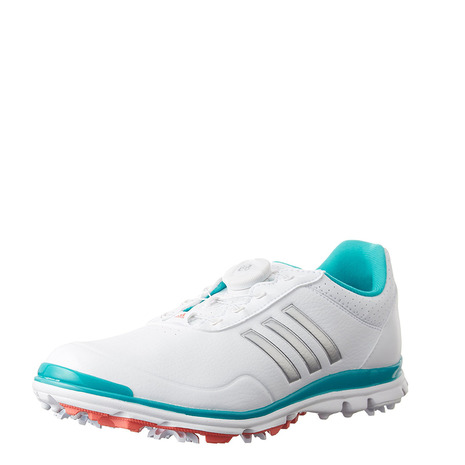 アディダス(adidas) ゴルフシューズ Wアディスターライト ボア-Q44694 W/BL (レディース) (Lady's)