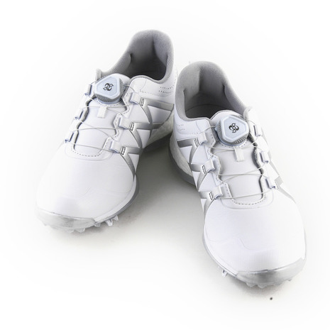 アディダス(adidas) 【店頭展開による多少の傷・汚れ有で大特価、売り切れご容赦!】ゴルフシューズ Wアディパワーブーストボア-Q44745W/S (レディース) (Lady's)