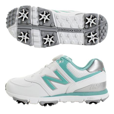 ニューバランス(new balance) ゴルフシューズ ソフトスパイク WGB574WAD (レディース) (Lady's)