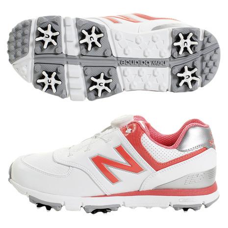 ニューバランス(new balance) ゴルフシューズ ソフトスパイク WGB574WCD (レディース) (Lady's)