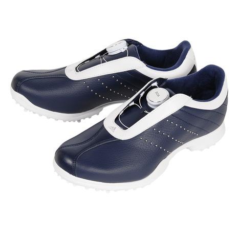 アディダス(adidas) ゴルフシューズ ドライバーボア2.0 ドライバーボア2.0-F33606N/W (レディース) (Lady's)