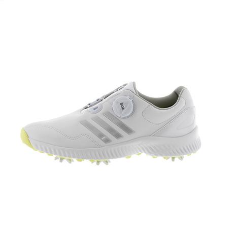 新規購入 アディダス(adidas) ゴルフシューズ ゴルフシューズ F33668WY【ゼビオ限定】 (Lady's) レスポンスバウンスBOA F33668WY (レディース) (Lady's), タイヤステージ 湘南:609c5cc6 --- enduro.pl