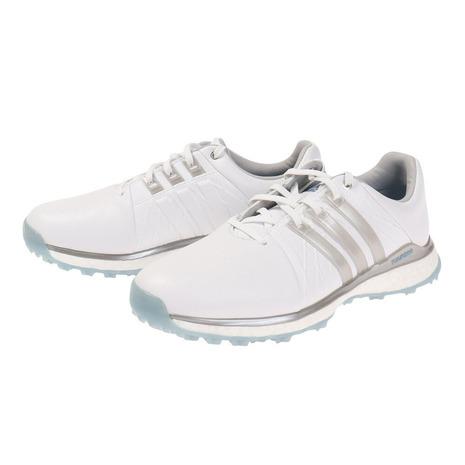 アディダス(adidas) ツアー360 XT-SL スパイクレス ゴルフシューズ EG6483W/BL (レディース)