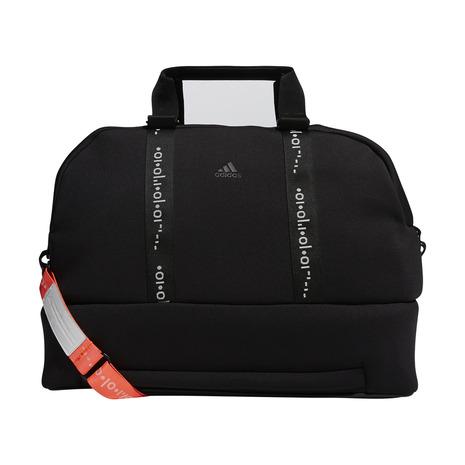 アディダス(adidas) 【10% OFFクーポンあり】3ストライプボストンバッグ GUV56-FM4140BK/BK (Lady's)
