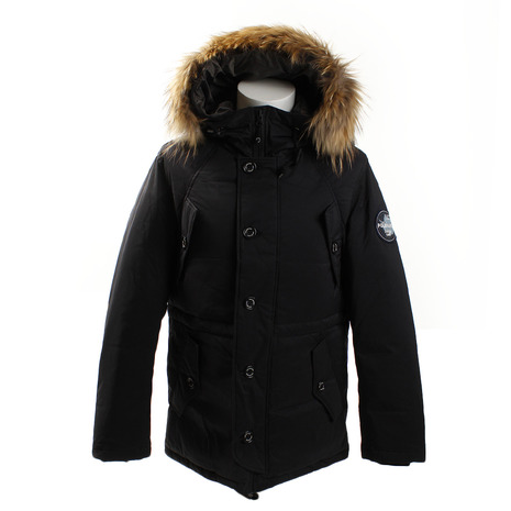 ポールワーズ(POLEWARDS) MANASULU ARCTIC PARK 6080 BLK (Men's)
