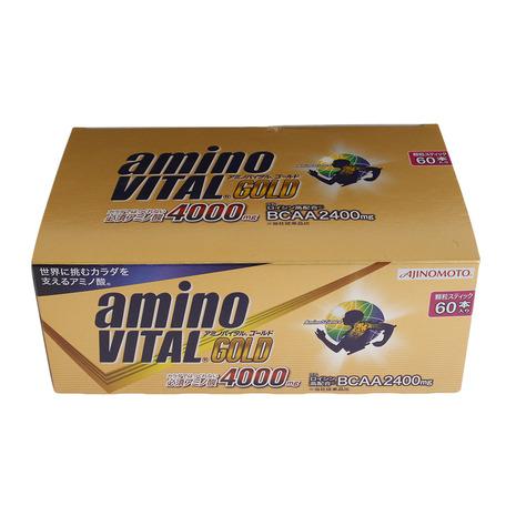 5日限定!ポイント12倍!20:00~23:59エントリー要 アミノバイタル(amino VITAL) アミノバイタルGOLD 60本 (Men's、Lady's)