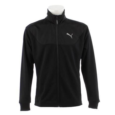 【5日限定!ポイント最大14倍!5の日&お買い物マラソン要エントリー】プーマ(PUMA) 【プーマ限定】 トレーニング ジャケット 517892 01 BLK (Men's):Victoria Golf 支店