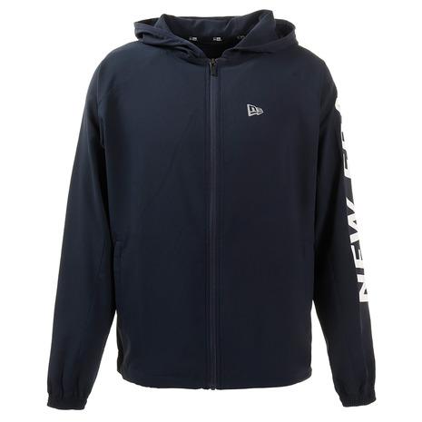 ニューエラ(NEW ERA) 【ニューエラ限定】 ジャージ CLOTHWEAR ジャケット NV WH 12375740 (Men's)