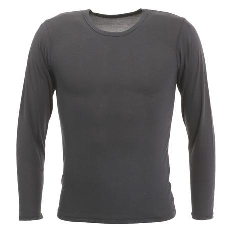 エーシーピージー ACPG ヒートクロス インナーシャツ あったか 祝開店大放出セール開催中 長袖 クルーネックシャツ メンズ 薄手 即納最大半額