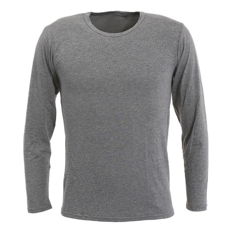 送料無料 エーシーピージー ACPG 国内即発送 ヒートクロス インナーシャツ あったか メンズ 長袖 クルーネックシャツ 薄手