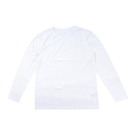 エーシーピージー ACPG ヒートクロス インナーシャツ あったか メンズ 受賞店 長袖 クルーネックシャツ 薄手 メイルオーダー