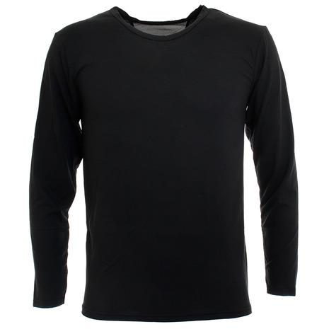 エーシーピージー ACPG ヒートクロス インナーシャツ あったか メンズ 薄手 クルーネックアンダーシャツ 長袖 格安 価格でご提供いたします 即納送料無料