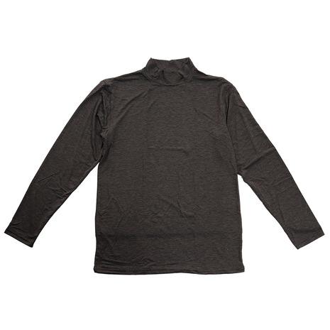 エーシーピージー ACPG ヒートクロス インナーシャツ あったか メンズ NEW売り切れる前に☆ ハイネックシャツ 長袖 薄手 豪華な
