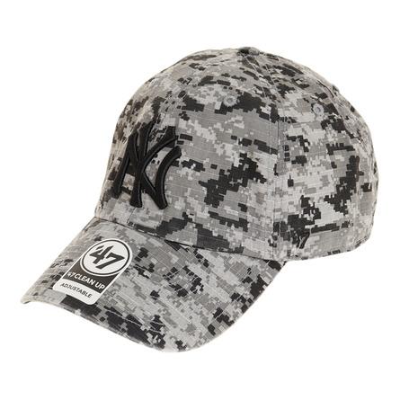 買いまわり対象店 ポイント最大 店舗 10倍エントリー要フォーティーセブン ブランド 47 Brand Yankees BL キャップ B-PHLNX17RCS-GI Camo Men's ◆高品質 C-UP