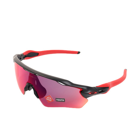 オークリー(OAKLEY) RADAREV XS/MBk/PzmRd 90010631 (Men's、Lady's)