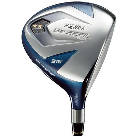 ホンマゴルフ(HONMA) Be ZEAL 525 LIMITED EDITION フェアウェイウッド (#5 ロフト18度) カーボンシャフト ARMRQ8 【限定モデル】 (Men's)