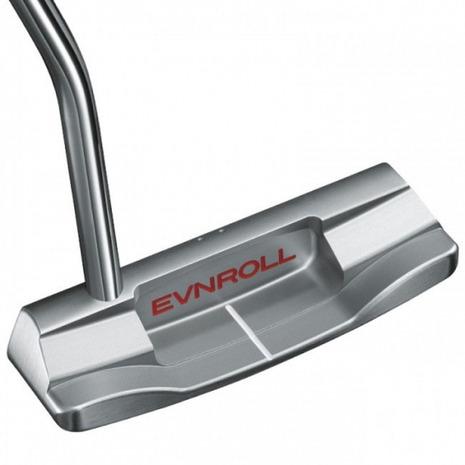 EVNROLL ER1 BLADE パター (ロフト2度) FSTステップレス 370 TIP シングルベンド (Men's)