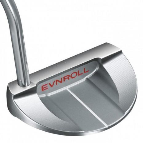 EVNROLL ER8 TOURMALLET パター (ロフト2度) FSTステップレス 370 TIP シングルベンド (Men's)