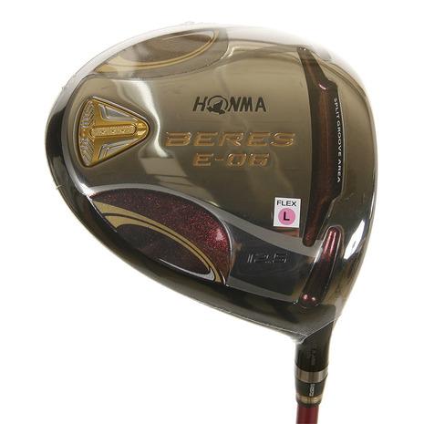 ホンマゴルフ(HONMA) BERES E-06L ドライバー 3Sグレード (1W、ロフト12.5度) ARMRQ X 38 3S (Lady's)