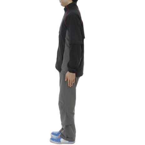 PG ゴルフウェア レインウェア セット PGKLGRW1503 ブラック2015年モデル (メンズ) (Men's)
