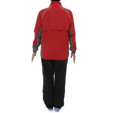 PG ゴルフウェア レインウェア セット PGKLGRW1503 レッド2015年モデル (メンズ) (Men's)