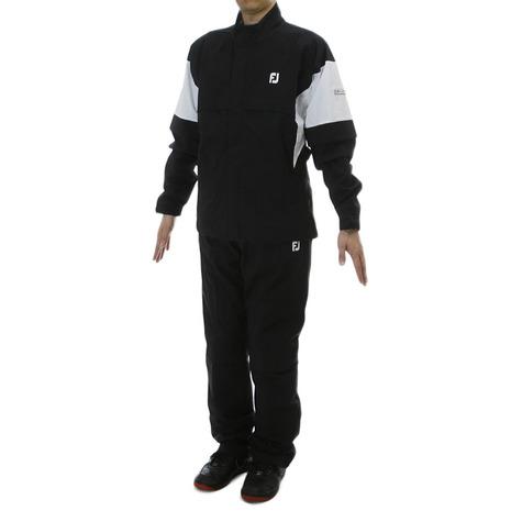 フットジョイ(FootJoy) レインスーツ (メンズレインウェア) FJ-S16-O02 BK 【16春夏】 (Men's)