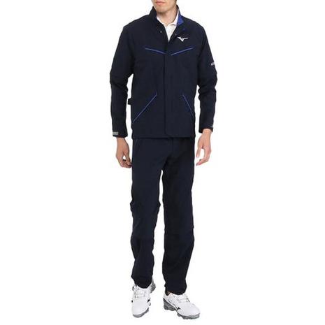 ミズノ(MIZUNO) ゴルフウェア メンズ レインウェアSET ネクスライトレインスーツ2 52MG8A0114 (Men's)