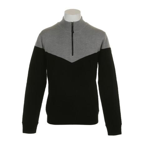 シェルボ(CHERVO) ゴルフウェア メンズ プルオーバージャケット NICOLA 031-18112-019 (Men's)