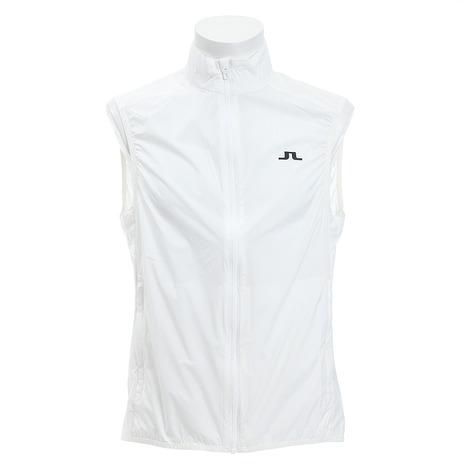 Jリンドバーグ(J.LINDEBERG) ゴルフウェア メンズ Yosef Trusty ベスト 071-49370-004 (Men's)
