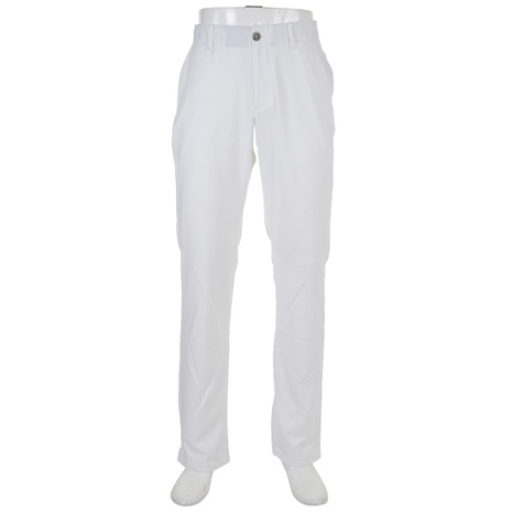 アンダーアーマー(UNDER ARMOUR) Takeover G Pant Straight 1309545 WHT/SMT/WHT GO (Men's)