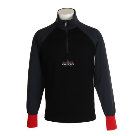 ロックデュード(ROCK DUDE) コラボZIPポロシャツ 11-159102-019 (Men's)