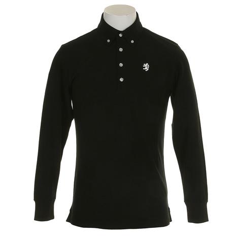 アドミラル(Admiral) チェックリンクス L/S BDシャツ ADMA890-BLK (Men's)