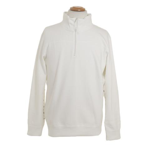 トヴホ(tovho) ゴルフウェア メンズ ムートンジップシャツ 21-131101-010 (Men's)