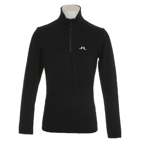Jリンドバーグ(J.LINDEBERG) ゴルフウェア メンズ M Kimball Half Zip F 074-28915-098 (Men's)