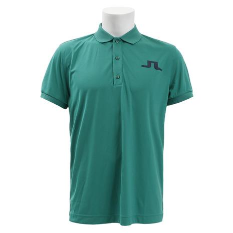 Jリンドバーグ(J.LINDEBERG) ゴルフウェア BIG BRIDGE REG FIT 半袖ポロシャツ 071-29344-023 (Men's)