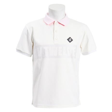 V12 UV 半袖ポロシャツ V121910-CT01-PNK (Men's), スノーボード 専門店 インパクト d9dbfec5