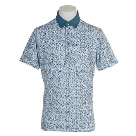 グレイソン(GREYSON) ゴルフウェア メンズ ポロシャツ WOLFPACK PWP1000-2-333 (Men's)