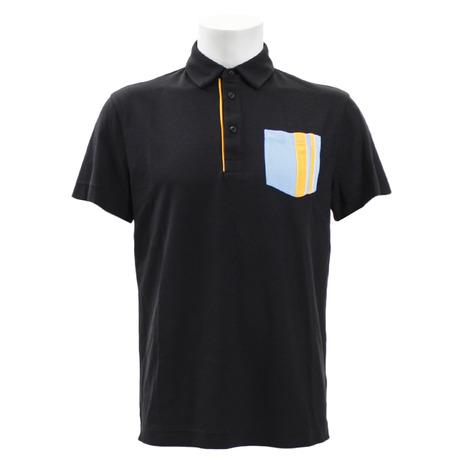 Jリンドバーグ(J.LINDEBERG) ゴルフウェア OWEN Reg LUX PIQUE 半袖ポロシャツ 071-29341-019 (Men's)