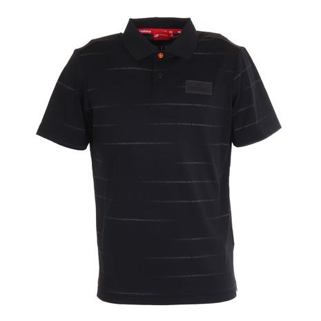 ニューバランス new balance 高級品 新品 メンズ 012-1160006-010 ショートスリーブポロシャツ
