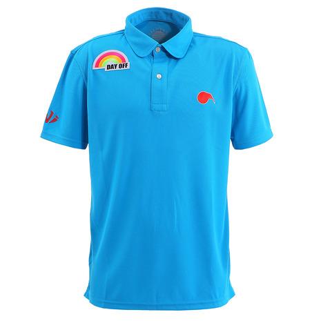 【ポイント最大14倍!0のつく日限定!エントリー要】KIWI&CO. Round Collar 半袖ポロシャツ 6 KIWI5SP03M201-C074 (Men's)