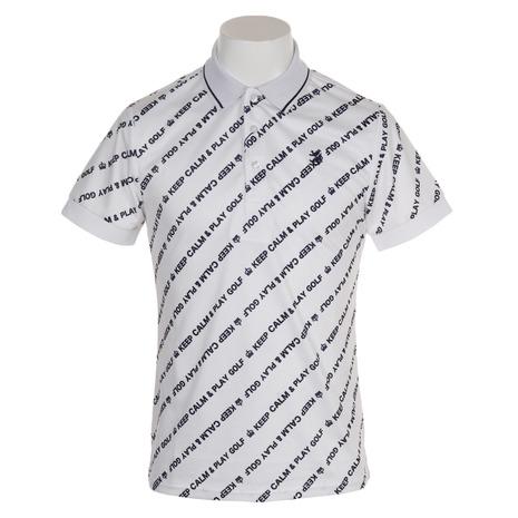 アドミラル(Admiral) ゴルフウェア ゴルフウェア メンズ バイアスメッセージ (Men's) ポロシャツ メンズ ADMA938-WHT (Men's), モリタムラ:45518264 --- sunward.msk.ru